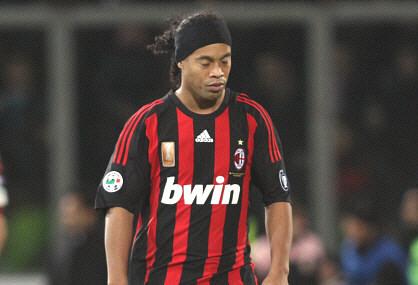 Ronaldinho deluso per l'allontanamento forzato di Leonardo
