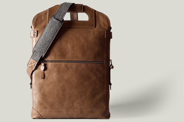 Hard Graft 2Unfold laptop bag 07
