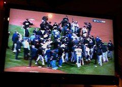 San Francisco Giants , National League Champions !!! (Σταύρος) Tags: sf city champs champions live tv plasma flatscreen baseball bar drinks cell phone playoffs baseballplayoffs nlcs nationalleaguechampionshipseries sfist σανφρανσίσκο media pitchersmound nationalleaguechamps mob postseason sanfranciscogiants orange black サンフランシスコ thecity iphone livegame liveevent newsmedia nationalleaguechampions divisionseries nldivisionseries game1 gameone telephone iphone4capture saofrancisco pacificheights appleiphone posh harrysrestaurant lowerpacificheights globalpositioningsystem iluviphone sanfrancisco ristorante expensive restaurant foodie cellphone backcamera iphone4 harrysbar news homegame sfgiants gigantes giants