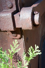 Rusted Machines Photo