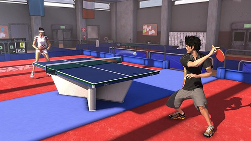 Table Tennis: Sports Champions