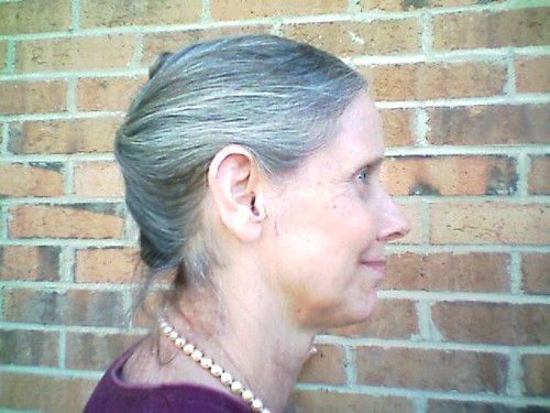 Bernie - Profile - Twist Hairstyle