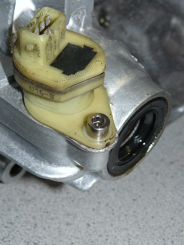 Gearbox Speed Sensor