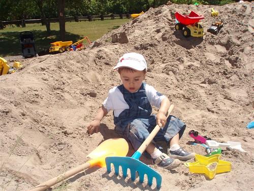 Sand Box del Art Park