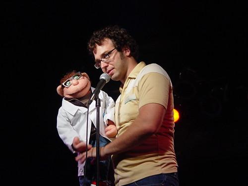 Tony Sam and Dr. Tony