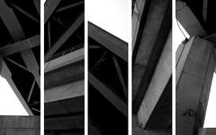 Geometry (paul drzal) Tags: philadelphia underpass geometry urbanexploration philly 95 truss philadelphiabuildings philadelphiaarchitecture philadelphiacity philadelphiasights