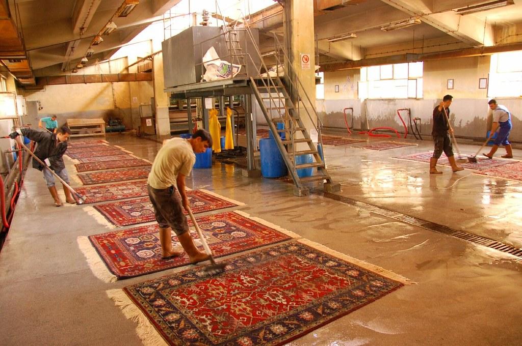 Washing Carpets