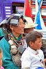 Tibetan Woman and Jewlery at Horse…