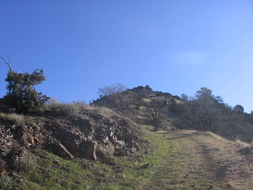 Mount Olympia Trail