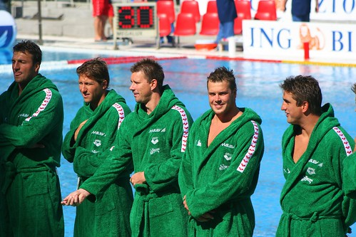 Hungarian waterpolo national team