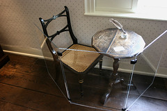 Jane Austen's writing table. (sarah  brown) Tags: house austen writing table jane chawton