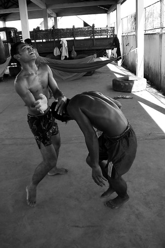 Khmer Boxing : You Like Pradal Serey ? [Blog Post]