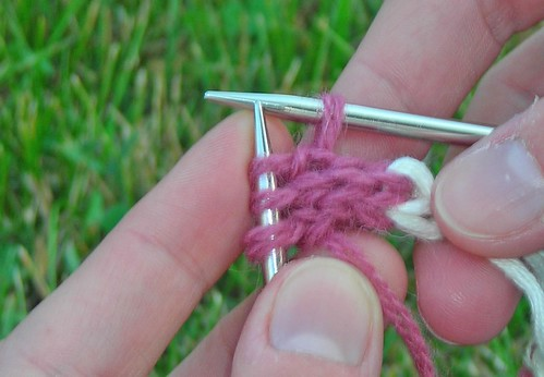 I-cord Cast-on Tutorial photo