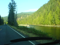 Day 98 - Selway River (Lowell, Idaho, United States) Photo