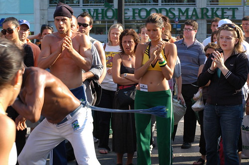 Union Square Capoeira 6