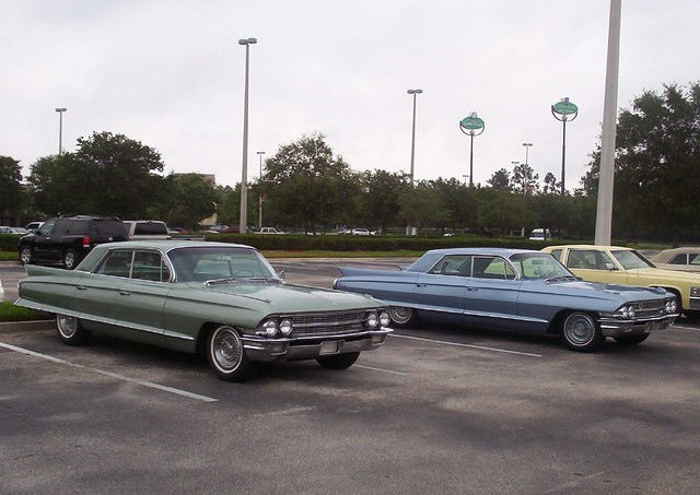 blue green florida cadillac 1962 staugustine parkavenue sedandeville worldgolfvillage