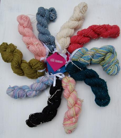 Circle of Yarn