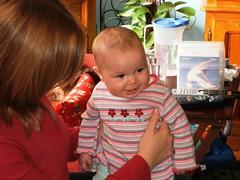2007_08_12_02_Layla and mum (MissManda) Tags: baby cherub layla