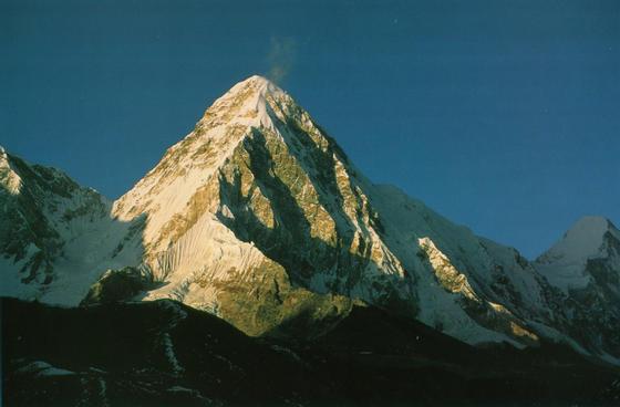 Awakening Pumori by Gyanendra Das Shrestha