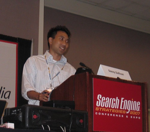 Bryan Vu of Google AdSense - SES San Jose 2007