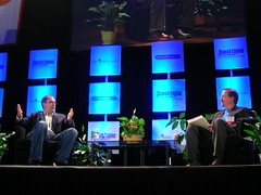 Jim Lanzone keynote interview