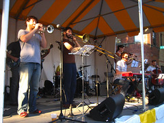The Diminisher at Bucktown Arts Festival