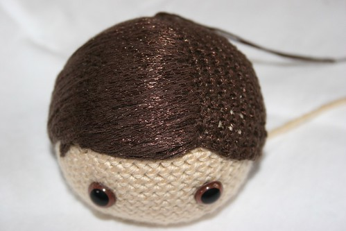 Amigurumi Hair Tutorial