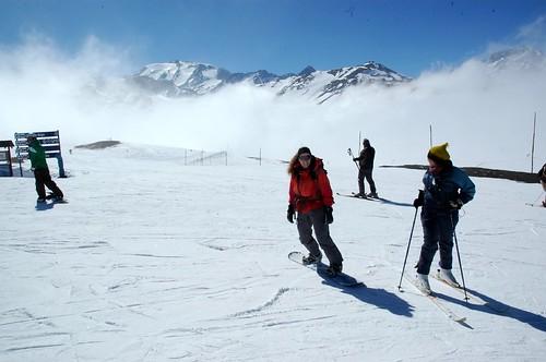 ski or snow?©Flickr/Erazo-Fischer