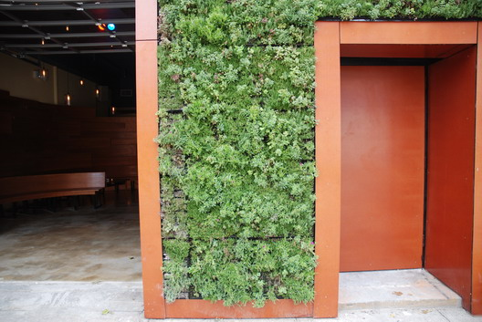 Green Wall Two