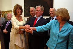 Eamon Gilmore declared as Leader of Labour Party