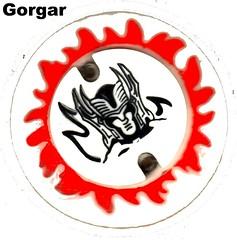 Gorgar pop bumper cap