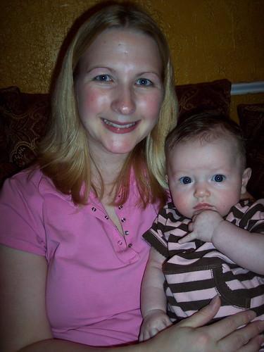 Evie & Aunt Charlotte