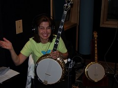 Cathy Reilly...Banjo Hall of Fame