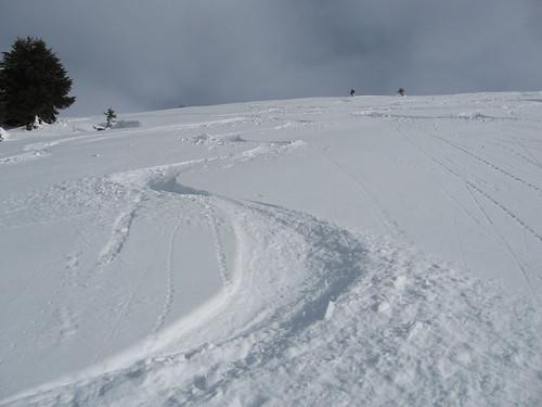 Cascade et ski de rando avec JY 018