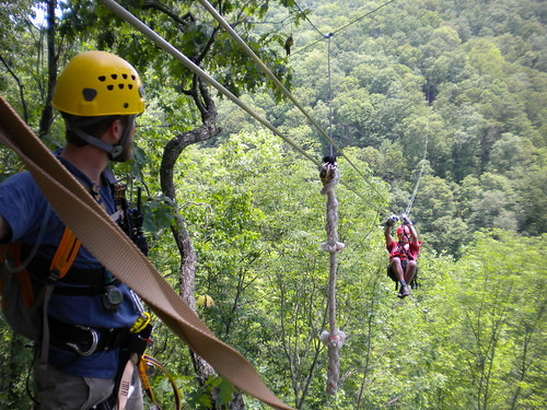 USA Today Names Navitat Canopy Adventures One Of 10 Best Zipline