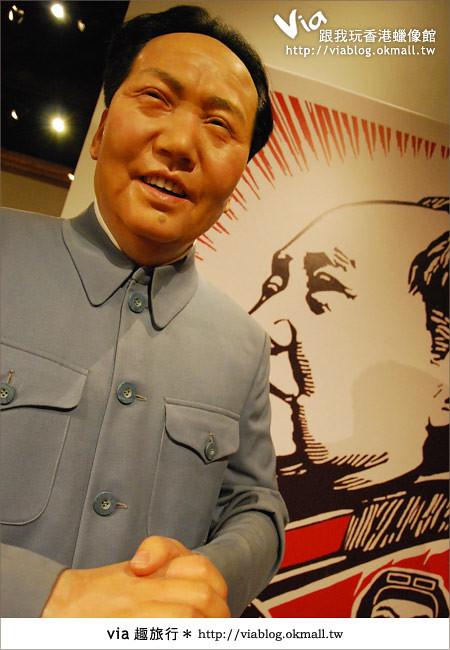 【香港自由行】香港太平山之旅~來杜莎夫人蠟像館探索吧!19