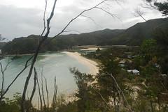 Torrent Bay (Jenelopy) Tags: newzealand geotagged coastal southisland tasman tramping greatwalk abeltasmannationalpark abeltasmantrack torrentbay geo:lat=40943796 geo:lon=173050418