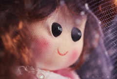 Day 113 :      A little girl without a doll is almost... (TaRaNeeM <3) Tags: pink woman white cute girl project way children is dance video women friend funny doll day child very little sweet song walk year daughter like son days victor fabric sing almost 365 hugo sings without soon xd stay comment leena 2010 tuned terter
