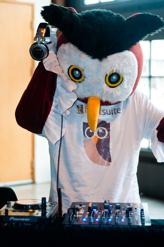 DJ Owl is in the House