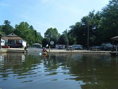 Motor Boat Club Landing