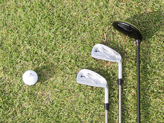 Clubs and Ball