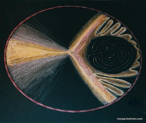 Healing Radiating Mandala