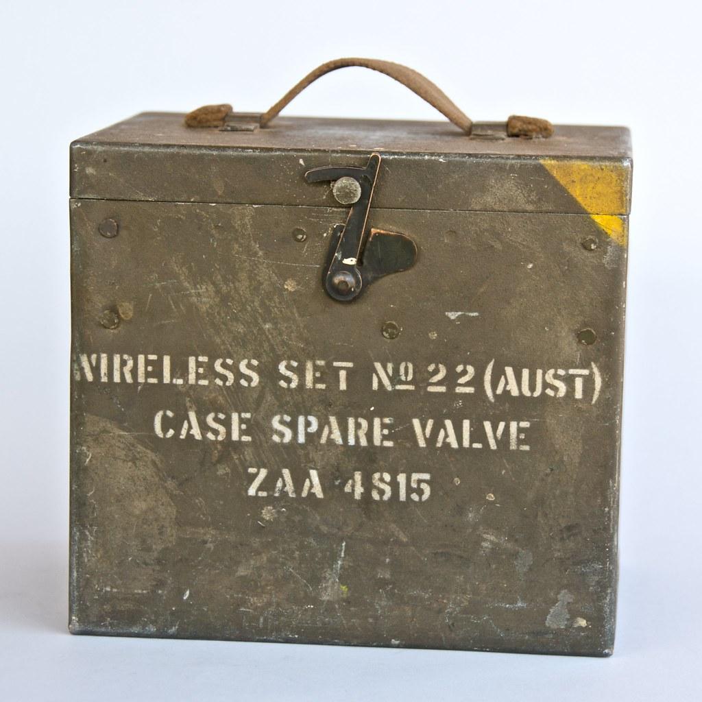 Valve Case for Wireless Set Nº 22 (ZAA 4815) nº 2