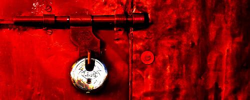 Red Door, Lock
