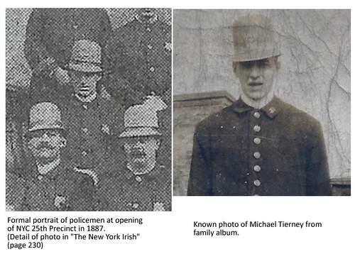 Photo Comparison: Michael Tierney