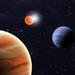 Jupiter como laboratorio de exoplanetas y la Sonda Rosetta. Entev, P. Montañés IAC y L. Lara IAA. 097. LFDLC