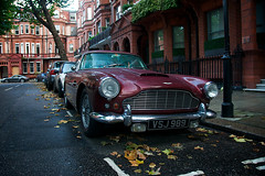 How about some history? (tWm.) Tags: red brown david london nikon martin db4 ruby nikkor 18200 coupe aston lagonda d5000