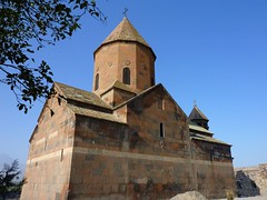 The church of Khor Virap (Frans.Sellies) Tags: church monastery armenia armenien armenie khorvirap   hayastan khorvirab  p1260011