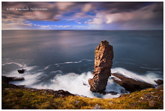 This old man (Dylan Toh) Tags: ocean sea landscape photography coast scotland long exposure stack dee sutherland waterscape lochinver everlook oldmanofstoer nd500