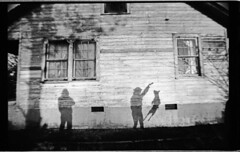 Dog House (ctbirdsong) Tags: bw film ky murray artphotography ourkentucky